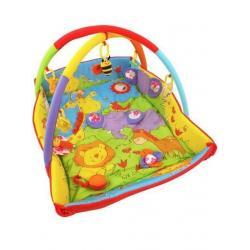 Hrací deka Baby Mix Zoo Dle obrázku