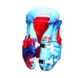 Dětská nafukovací vesta Bestway Spider-Man Modrá