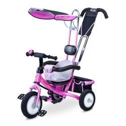 Dětská tříkolka Toyz Derby pink Růžová