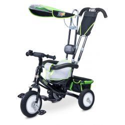 Dětská tříkolka Toyz Derby green Zelená