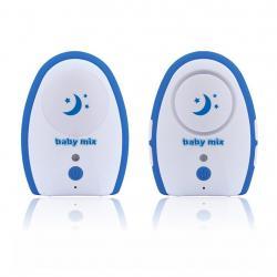 Digitální dětská chůvička Baby Mix blue Modrá