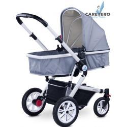 Dětský kočárek 2v1 Caretero Compass grey