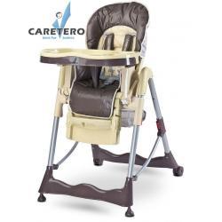 Židlička CARETERO Magnus Classic brown