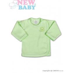 Kojenecká košilka New Baby Classic Zelená velikost - 50