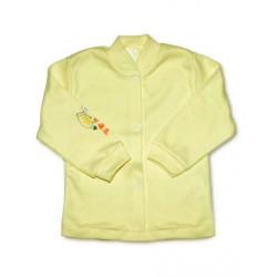 Kojenecký kabátek New Baby béžový Béžová velikost - 68 (4-6m)