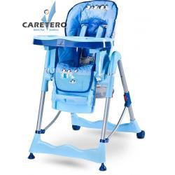 Židlička CARETERO Magnus Fun blue Modrá