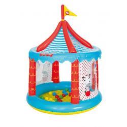 Dětský nafukovací cirkus Fisher-Price s míčky Dle obrázku