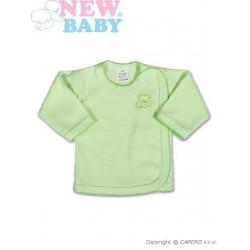 Kojenecká košilka New Baby Classic Zelená velikost - 56 (0-3m)