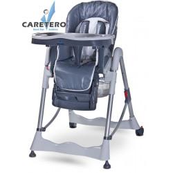 Židlička CARETERO Magnus Classic grey Šedá