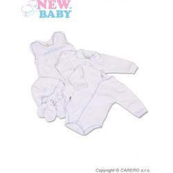 Soupravička New Baby Classic Bílá velikost - 56 (0-3m)