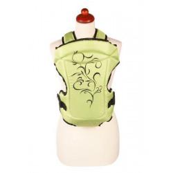 Nosítko Womar Zaffiro Butterfly světle zelené Zelená