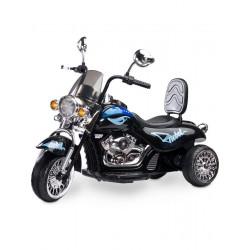 Elektrická motorka Toyz Rebel black Černá