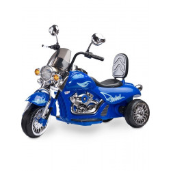 Elektrická motorka Toyz Rebel blue Modrá