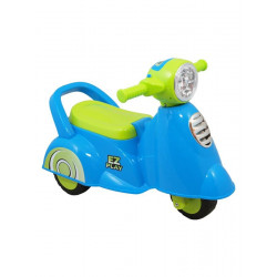 Dětské jezdítko se zvukem Baby Mix  Scooter blue Modrá