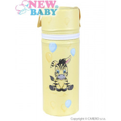 Termoobal Standard New Baby Zebra žlutá Žlutá