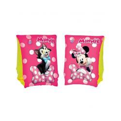 Dětské nafukovací rukávky Bestway Minnie pink Růžová