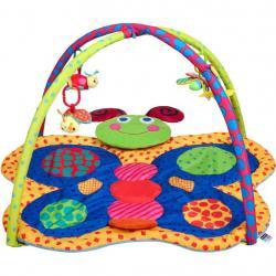 Hrací deka PlayTo motýlek Multicolor