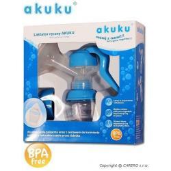 Ruční odsávačka Akuku modrá Modrá