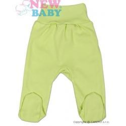Kojenecké polodupačky New Baby Classic Zelená velikost - 56 (0-3m)