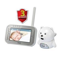 "Video chůvička 4,3"" Vtech BM4200 Medvídek Bílá"
