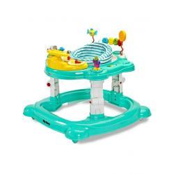 Dětské chodítko Toyz HipHop 3v1 zelené Zelená