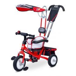 Dětská tříkolka Toyz Derby red Červená