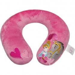 Cestovní polštářek Disney Princess Růžová