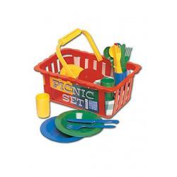 Dětská sada nádobí picnic Dle obrázku