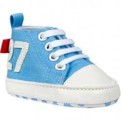 Dětské capáčky Bobo Baby 12-18m 27 modré Modrá velikost - 86 (12-18 m)