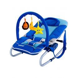 Dětské lehátko CARETERO Astral blue Modrá