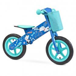 Dětské odrážedlo kolo Toyz  Zap 2018 blue Modrá