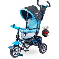 Dětská tříkolka Toyz Timmy blue 2017 Modrá