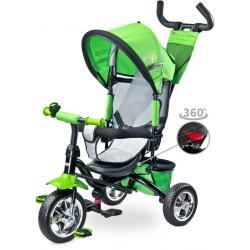 Dětská tříkolka Toyz Timmy green 2017 Zelená