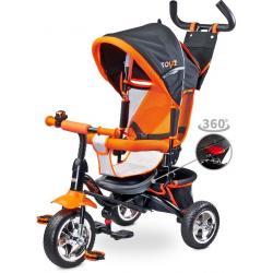 Dětská tříkolka Toyz Timmy orange 2017 Oranžová