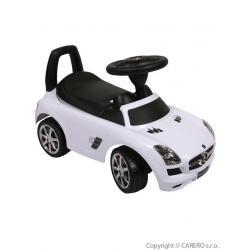 Jezdítko Mercedes-Benz Baby Mix bílé Bílá