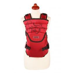 Nosítko Womar Zaffiro Sunny červené Červená