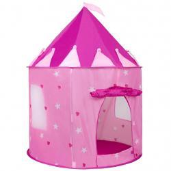 Dětský stan PlayTo růžový Růžová