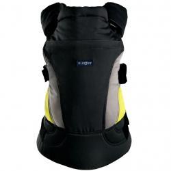 Nosítko Womar Zaffiro Activity černo-žluté Černá