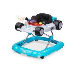 Dětské chodítko Toyz Speeder silver Stříbrná