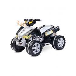 Elektrická čtyřkolka Toyz Raptor black Černá