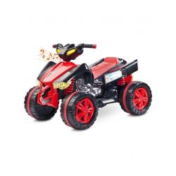 Elektrická čtyřkolka Toyz Raptor red Červená