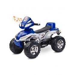 Elektrická čtyřkolka Toyz Cuatro navy Modrá
