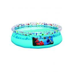 Dětský bazén s pevnou stěnou Bestway Nemo Modrá