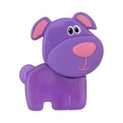 Chladící kousátko Baby Mix Pejsek fialové Fialová