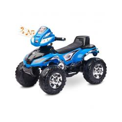 Elektrická čtyřkolka Toyz Cuatro blue Modrá
