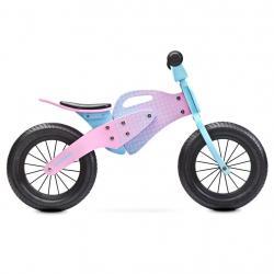Dětské odrážedlo kolo Toyz Enduro 2018 pink Růžová