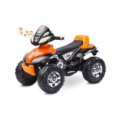 Elektrická čtyřkolka Toyz Cuatro orange Oranžová
