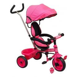 Dětská tříkolka Baby Mix pink Růžová