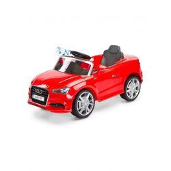 Elektrické autíčko Toyz AUDI A3-2 motory red Červená