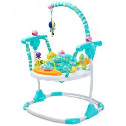 Dětské Interaktivní Hopsadlo Ocean Toyz Modrá